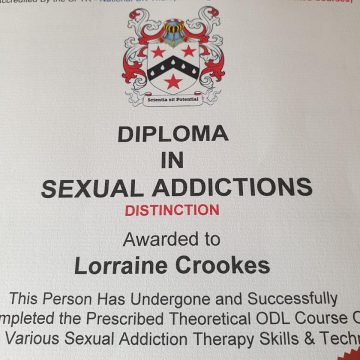 Diploma in Sexual Addictions