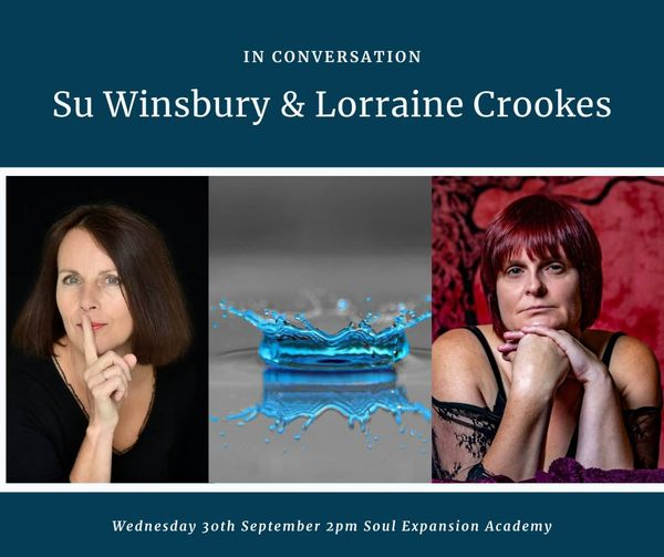 IN CONVERSATION- With Su Winsbury